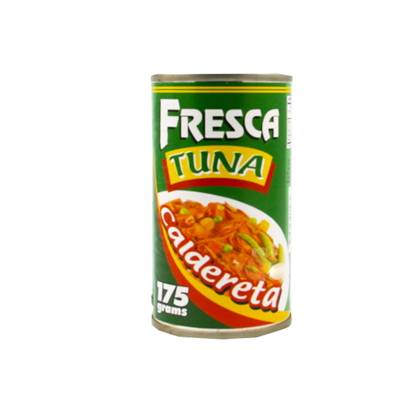 FRESCA TUNA CALDERETA 175G SAVES 1.00