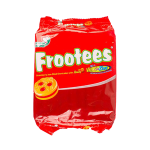 FROOTIES STRAWBERRY SHORTCAKES 30GX10S