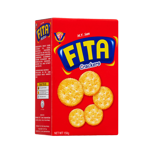 FITA CRACKERS 150G