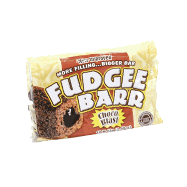 FUDGEE BAR CHOCOLATE BLAST 40/42GX10