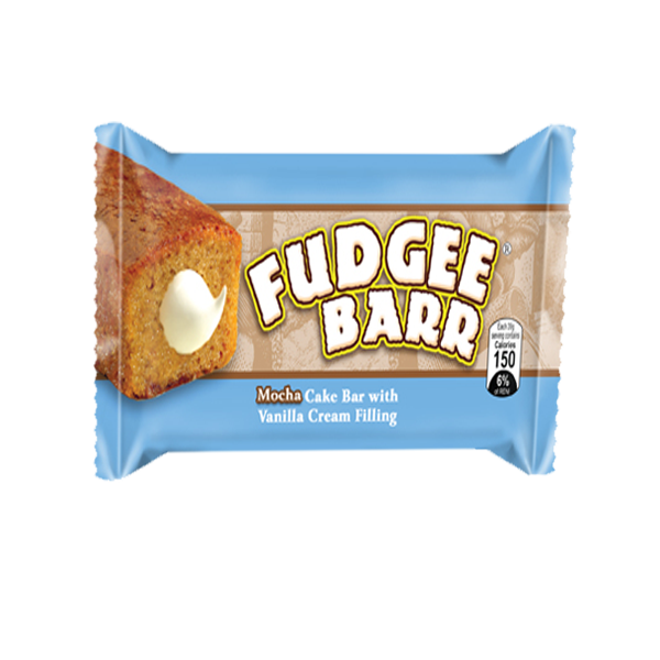 FUDGEE BARR COFEE WITH MILK/MOCHA 41G/40GX10S