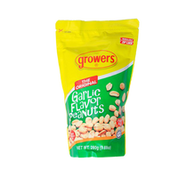 GROWERS PEANUT ORIGINAL GARLIC FLAVOR 100G/80G