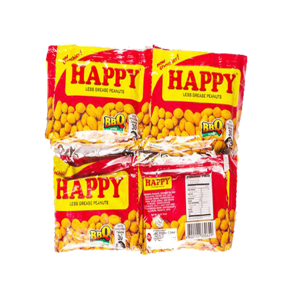 HAPPY BBQ PEANUTS 7G/5GX20S