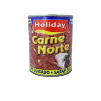 HOLIDAY CARNE NORTE 150G