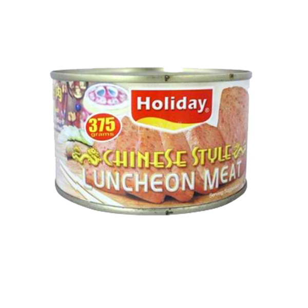 HOLIDAY CHINESE LUNCHEON MEAT 375G