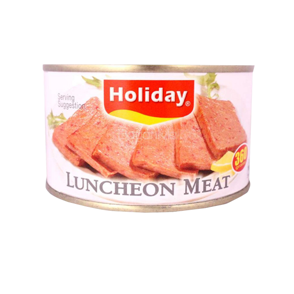 HOLIDAY LUNCHEON MEAT 360G