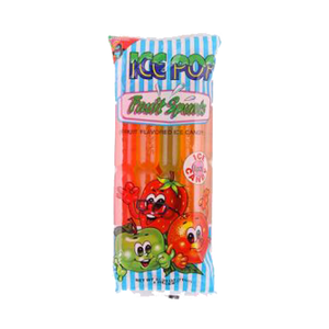 JELLIYUM ICE POP FRUIT SPUNTS 8S (785G)