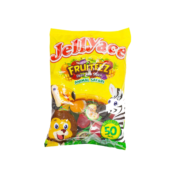 JELLYACE FRUITEEZ ASSORTED 50S