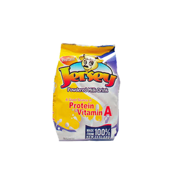 JERSEY FULL CREAM MILK POWDER 300G