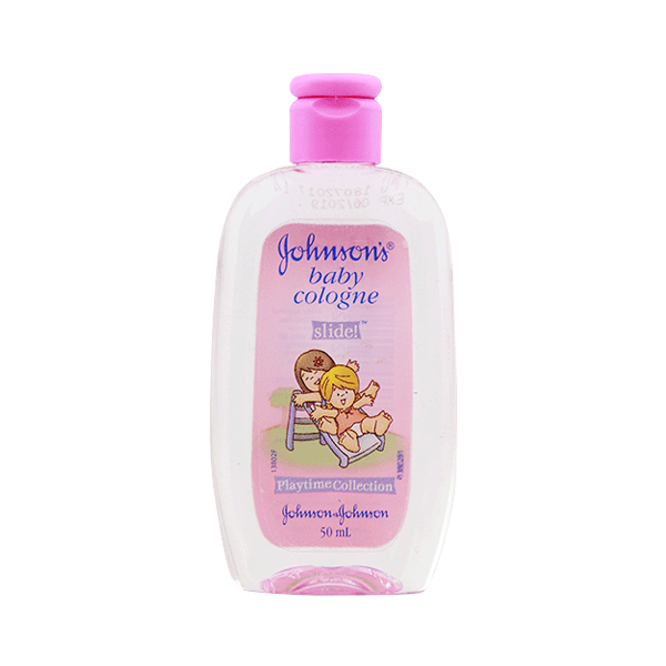 J&J BABY COLOGNE SLIDE 50ML