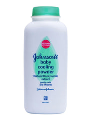 J&J BABY POWDER COOLING 100G