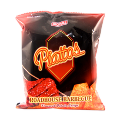 PIATTOS RED HOUSE BARBEQUE 40G