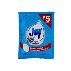 JOY ULTRA POWER BULA W/ OXI-ACTIVES DISHWASHING LIQUID WITH SAFEGUARD 20ML/18ML
