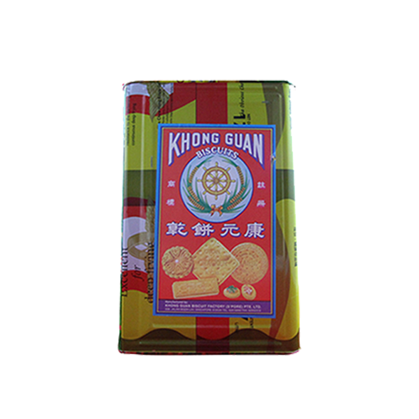 KHONG GUAN FOUR SEASONS MIXED BISCUITS 3000G / 3KG