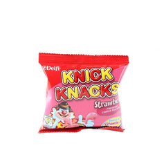 KNICK KNACKS STRAWBERRY 28G