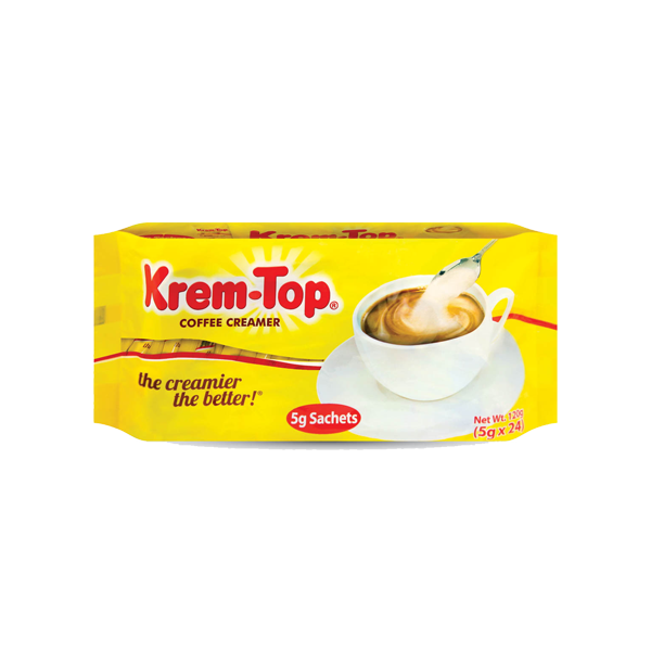 KREM-TOP COFFEE CREAMER 5GX24S