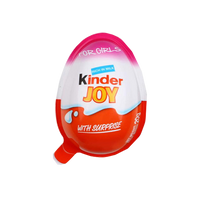 KINDERJOY WITH SURPRISE FOR GIRLS T24