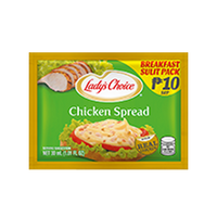 LADY'S CHOICE CHICKEN SPREAD BREAKFAST SULIT PACK 30ML