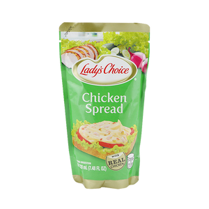 LADYS CHOICE SANDWICH SPREAD CHICKEN DOY 220ML