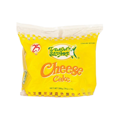LEMON SQUARE CHEESE CAKE 30GX10S