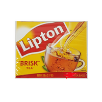 LIPTON 100% NATURAL TEA 2.26GX100S