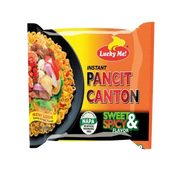 LUCKY ME PANCIT CANTON SWEET&SPICY 60G