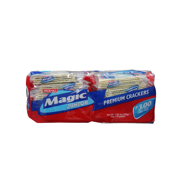 MAGIC FLAKES JUNIOR PREMIUM CRACKERS 10'S