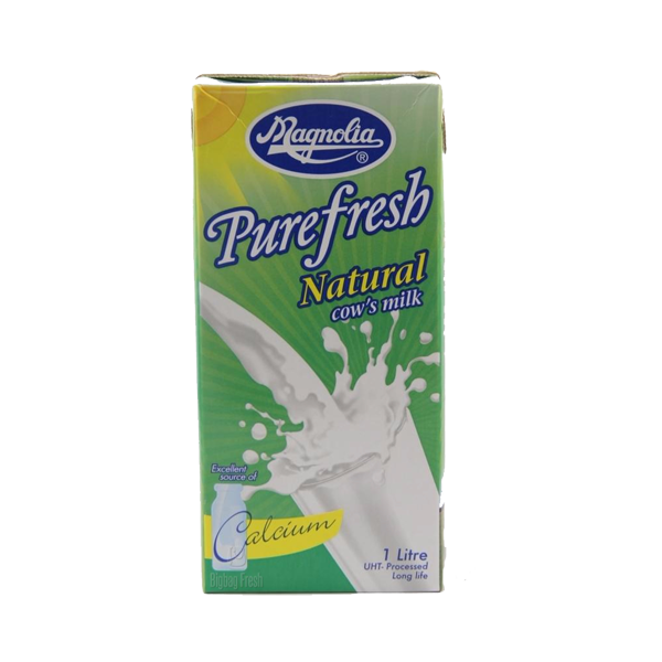 MAGNOLIA PUREFRESH NATURAL COWS MILK 1L