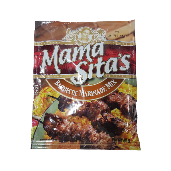 MAMA SITA'S BARBEQUE MARINADE