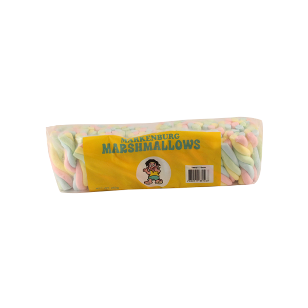 MARKENBURG MARSHMALLOW TWISTED 250G