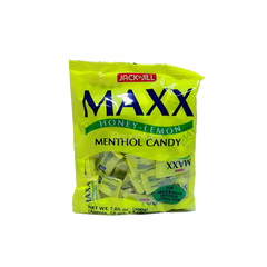 MAXX HONEY-LEMON MENTHOL CANDY 4.3GX50S