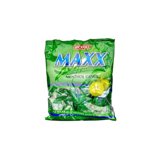 MAXX HONEY-MANSI MENTHOL CANDY 4.3GX50S