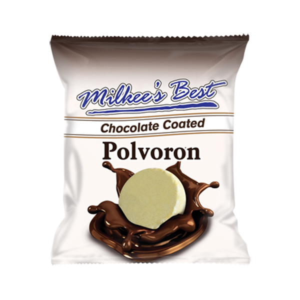 MILKEE'S BEST CHOCOLATE COATED POLVORON 20GX12S