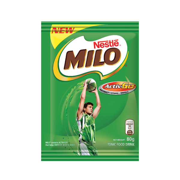 MILO ACTIGEN-E HIGH MALT 80G