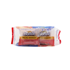 MONDE SPECIAL MAMON WITH STRAWBERRY JAM FILLING 48GX4S