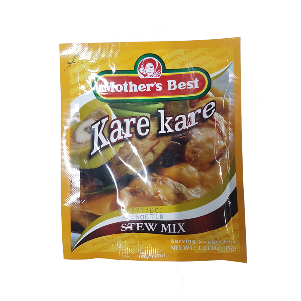MOTHER'S BEST STEW MIX KARE-KARE 35G