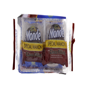 MONDE SPECIAL MAMON MINI WITH CHOCO FILLING 48GX8S