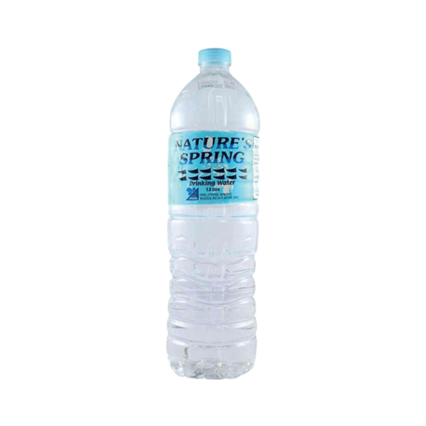 NATURES SPRING DRINGKING WATER 1.5L