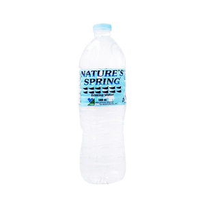 NATURES SPRING PURIFIED DRINGKING WATER 1L