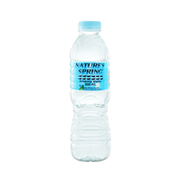NATURES SPRING PURIFIED DRINGKING WATER 500ML
