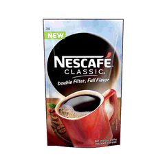 NESCAFE CLASSIC COFFEE STAND UP RESEALABLE 200G