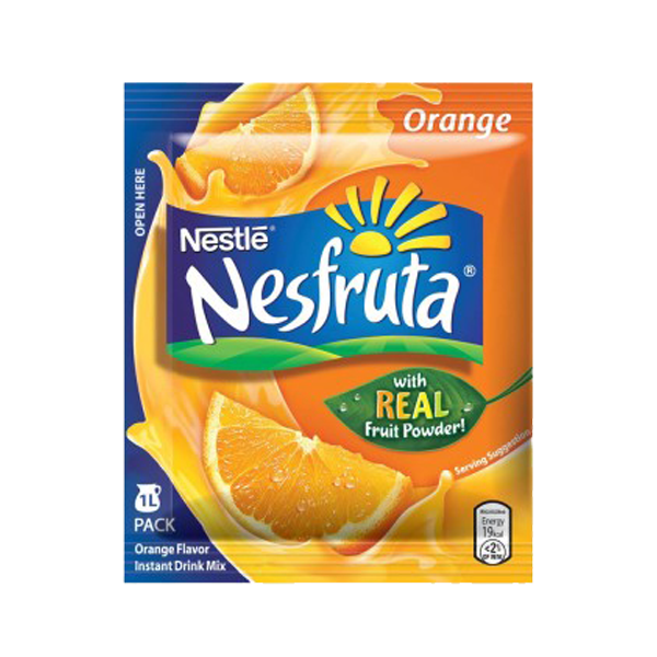 NESFRUTA ORANGE LITRO 25G