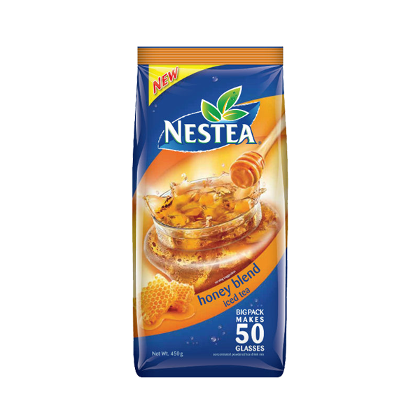 NESTEA HONEYBLEND ICED TEA 450G