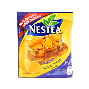 NESTEA LEMON ICED TEA LITRO PACK 25G