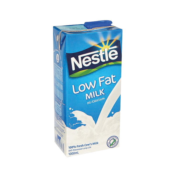 NESTLE LOW FAT MILK 1L