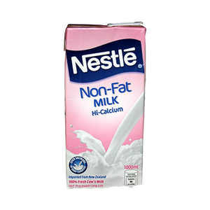 NESTLE NON FAT MILK 1L