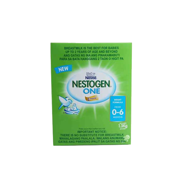 NESTOGEN 1 BAG IN BOX 1.3KG FREE WITH LCOMFORTIS
