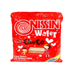 NISSIN CHOCOLATE WAFER 20S