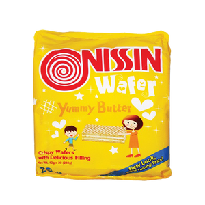 NISSIN WAFER YUMMY BUTTER 20S