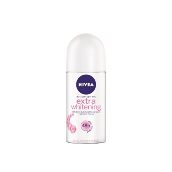 NIVEA ROLL-ON EXTRA WHITENING 25ML